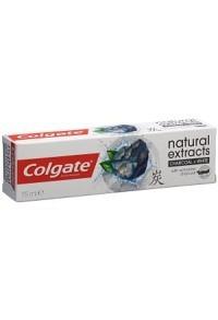 COLGATE natural extr CHARC+WHITEN Zahnpasta 75 ml