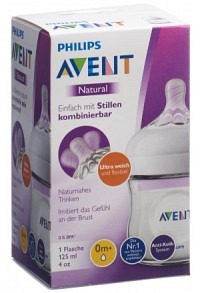 AVENT PHILIPS Natural Flasche 125ml