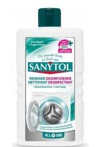 SANYTOL Waschmaschinen Desinfektionsreinig 250 ml