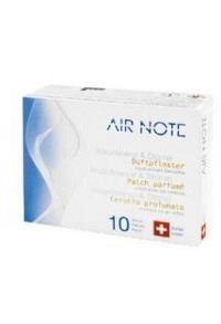 AIR NOTE Inkontinenz&Stoma Duftpf 50x50mm 10 Stk