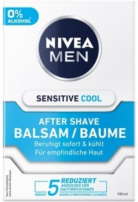 NIVEA Men Sensitive Cool After Sha Bals neu 100 ml