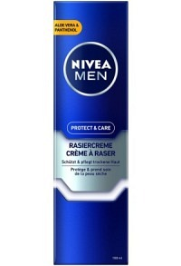 NIVEA Men Protect&Care Rasiercreme (neu) 100 ml