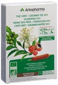 ARKOFLUIDE Booster Bio 20 Trinkamp 10 ml