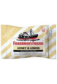 FISHERMAN'S FRIEND Honey-Lemon ohne Zucker 25 g