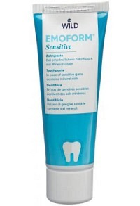 EMOFORM Sensitive Zahnpaste Tb 75 ml