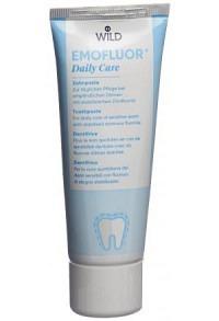 EMOFLUOR Daily care Zahnpaste Tb 75 ml