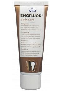 EMOFLUOR Twin Care Zahnpaste Tb 75 ml