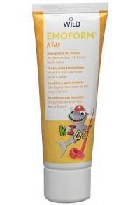 EMOFORM Kids Zahnpasta Tb 75 ml