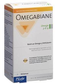 OMEGABIANE 3-6-9 Kaps 100 Stk