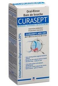 CURASEPT ADS 220 Mouthwash 0.2 % Fl 200 ml