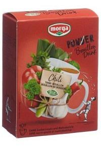 MORGA PowerPowder BouillonDri Chi Bio 10 Btl 4 g