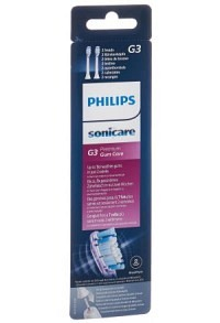 PHILIPS Sonicare Ersatzb G3 Prem G HX9052/17 2 Stk