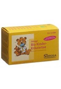 SIDROGA Bio Kinder Kräutertee 20 Stk