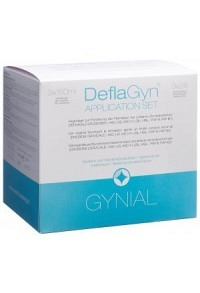 DEFLAGYN Vaginalgel (3x28 Applikatoren) 3 x 150 ml