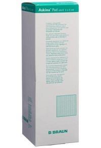 ASKINA Pad 5x5cm steril 100 Stk