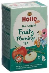 HOLLE Fruity Flamin Kräu Früchtetee Bio 20 x 1.8 g