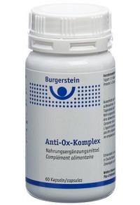 BURGERSTEIN Anti-Ox-Komplex Kaps Ds 60 Stk
