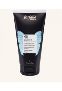 FARFALLA men Dusch-Shampoo Rosa Pfeffer 150 ml
