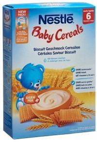 NESTLE Baby Cereals Biscuits Cerealien 6M 450 g