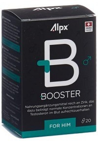 ALPX BOOSTER FOR HIM Gélules Ds 20 Stk