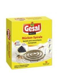 GESAL PROTECT Mücken-Spirale 10 Stk (Achtung! Versand nur INNERHALB der SCHWEIZ möglich!)