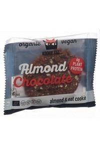KOOKIE CAT Almond Chocolate Cookie 50 g
