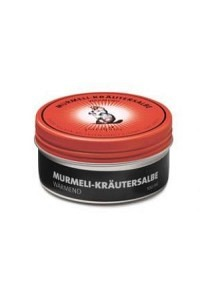 PURALPINA Murmeli-Kräutersalbe wärmend 50 ml