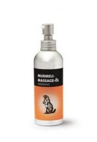 PURALPINA Murmeli-Massage-Öl wärmend 100 ml
