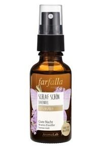 FARFALLA Kissenspray Gute Nacht Lavendel 30 ml