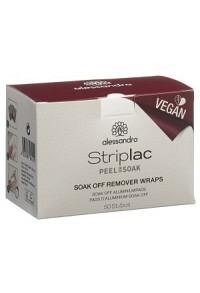 ALESSAN Striplac 2 0 Soak Off Wraps 50 Stk