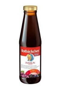 RABENHORST Rotbäckchen Vital Immun Formel 450 ml
