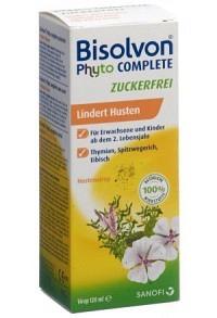 BISOLVON Phyto Compl sugar free Hustensirup 120 ml