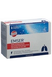 EMSER Inhalationslösung 20 Amp 5 ml