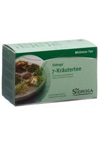 SIDROGA 7-Kräuter Btl 20 Stk
