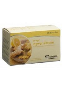 SIDROGA Ingwer-Zitrone Btl 20 Stk