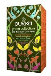 PUKKA Green Collection Thé Bio FE Btl 20 Stk
