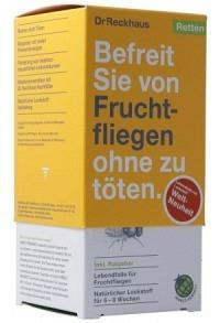 DR. RECKHAUS Fruchtfliegen-Retter (Achtung! Versand nur INNERHALB der SCHWEIZ möglich!)