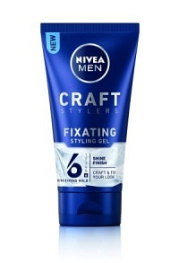 NIVEA Craft Stylers Fixating Styling Gel 150 ml