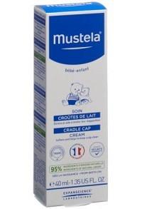 MUSTELA Milchschorf Pflege 40 ml