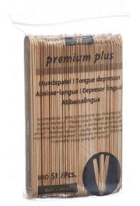 GRIBI Mundspatel Holz 17x150mm unsteril 100 Stk