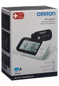 OMRON Blutdruckmessgerät Oberarm M7 Intel  IT NEU
