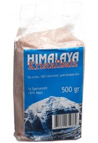 MADAL BAL Himalaya Kristallsalz fein gemahl 500 g