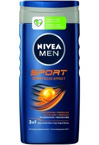 NIVEA Men Pflegedusche Sport (neu) 250 ml