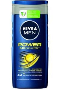 NIVEA Men Pflegedusche Power Refresh (neu) 250 ml