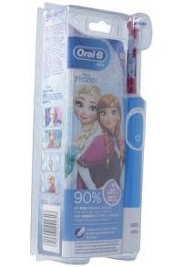 ORAL-B Elektrische Zahnbürste Kids Frozen cls