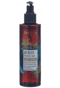 FARFALLA Aufbau-Shampoo Wacholder 200 ml