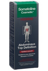 SOMATOLINE Mann Abdominal Top Definition 200 ml