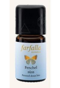 FARFALLA Fenchel süss Äth/Öl Bio Grand Cru 5 ml