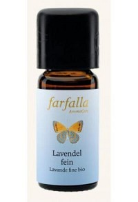 FARFALLA Lavendel fein Äth/Öl Bio Grand Cru 10 ml