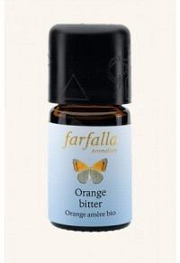 FARFALLA Orange bitter Äth/Öl Bio Grand Cru 5 ml